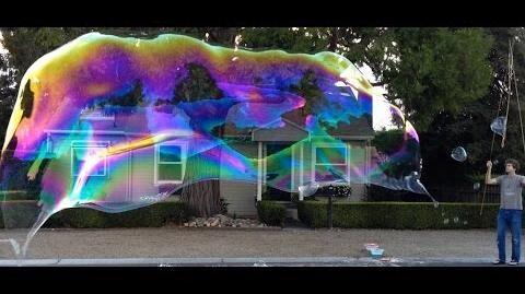 Epic Super Giant Bubbles (2014 09 24)