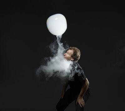 Louis' Foggy Rocket Bubble