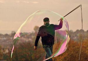 Lionel bubble