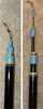 Espiegel123/Rigging a telescopic fishing pole to be used at multiple lengths