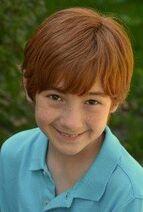 Jennifer & Craigs son Johnny Montgomery-Bailey Harkins