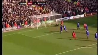 Peter Crouch Skills and Goals