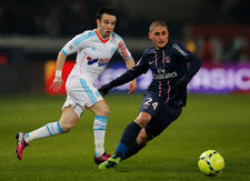 Marco Verratti Paris Saint Germain FC v Olympique ohvB4-4fz1jl