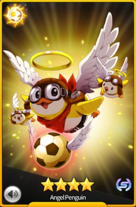 Angel Penguin
