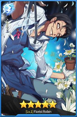 Florist Robin