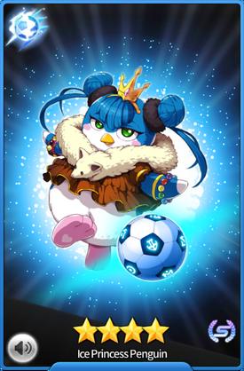 Ice Princess Penguin