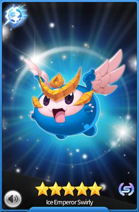 Ice Emperor Swirly