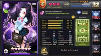 Soccer Spirits Little Ravian