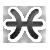 Pisces Zodiac Icon