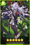 Khirel, King of the Dark Elves