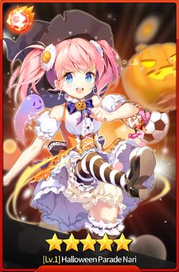Halloween Parade Nari