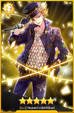 Heaven's Idol Mikael
