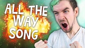ALL THE WAY - Jacksepticeye Songify Remixed.