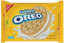 Golden Oreos