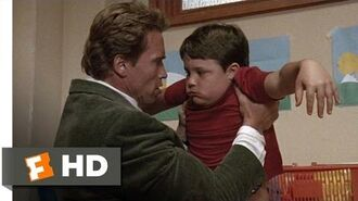 It's Not a Tumor! - Kindergarten Cop (6 10) Movie CLIP (1990) HD-0
