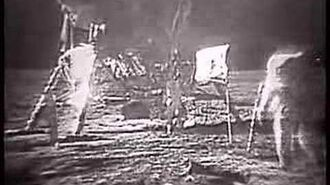 First Moon Landing 1969