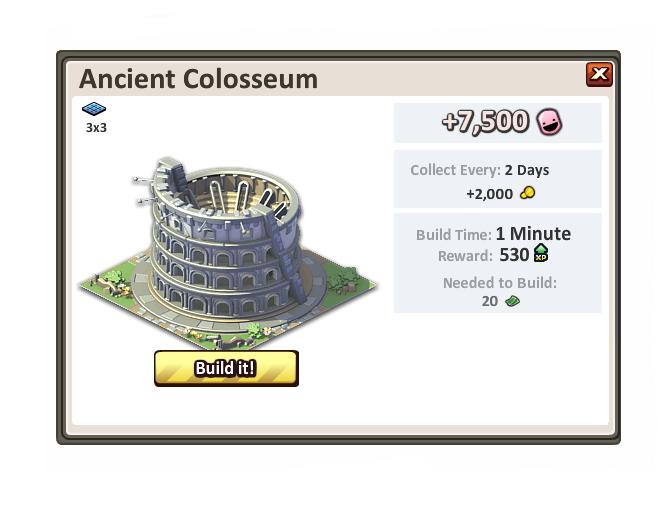 Ancient Colosseum