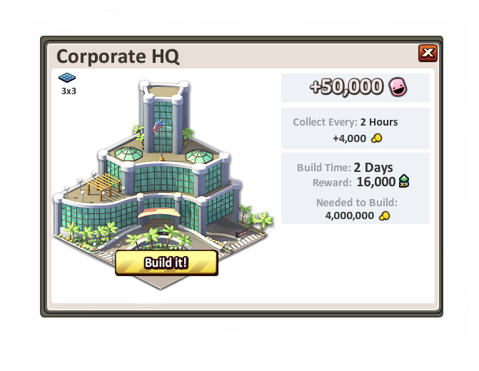 Corporatehg