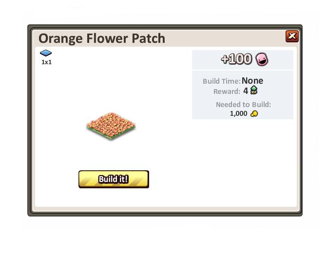 Orangeflowerpatch