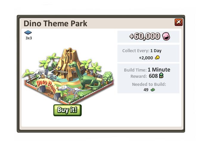 Dinothemepark
