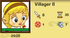 Social empires- villager 2 F