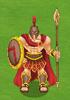 Social empires- spearman gladiator