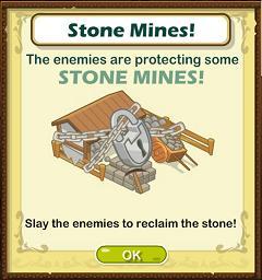 Social Empire stone mines