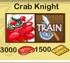 Crab knight