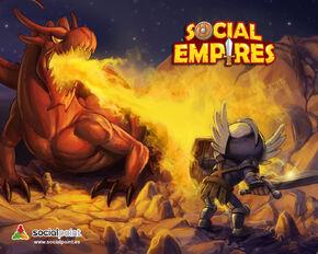 Social empires wallpaper 1280x1024