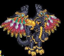 Dragón bahamut supremo