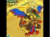 Pharaoh Bahamut Dragon