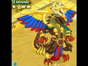 Pharaoh Bahamut Dragon
