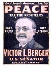 Berger poster