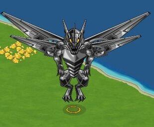 Dragon negro2