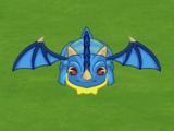 Blue Draggy