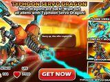 Typhoon Servo Dragon