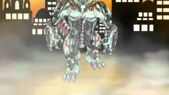 Godzilla Mech