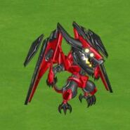 Red mercury draggy