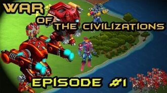 Social Wars Movie - War of the Civilizations Episode 1