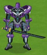 Samurai Minibot