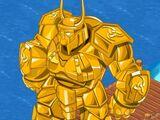 Golden Golem