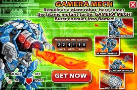 Gamera Mech Offer