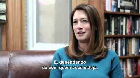 "Gillian Flynn fala sobre ""Garota Exemplar"""