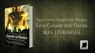 Cidade dos Ossos - Book Trailer (Oficial)