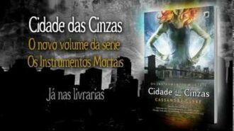 Book Trailer - Cidade das Cinzas, de Cassandra Clare