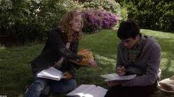 Jo and Rico at Park