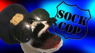 Sock Cop would never date the daughter of a speeda!