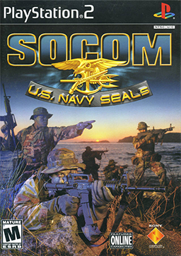 SOCOM U S Navy SEALs Coverart