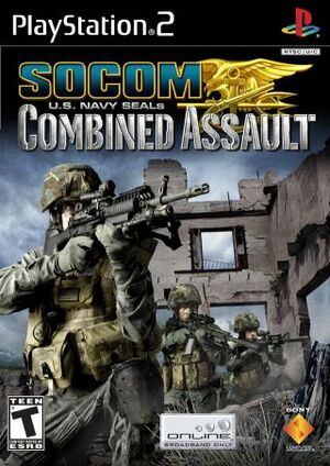SOCOM Combined Assault cover