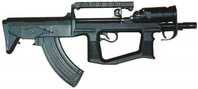A-91 prototype gl